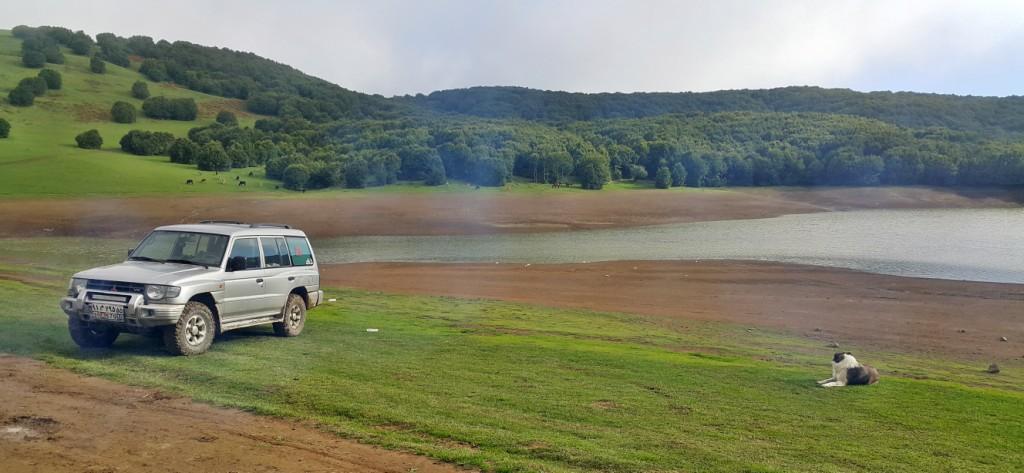 دریاچه روستای سوها - شهریور ۱۳۹۴