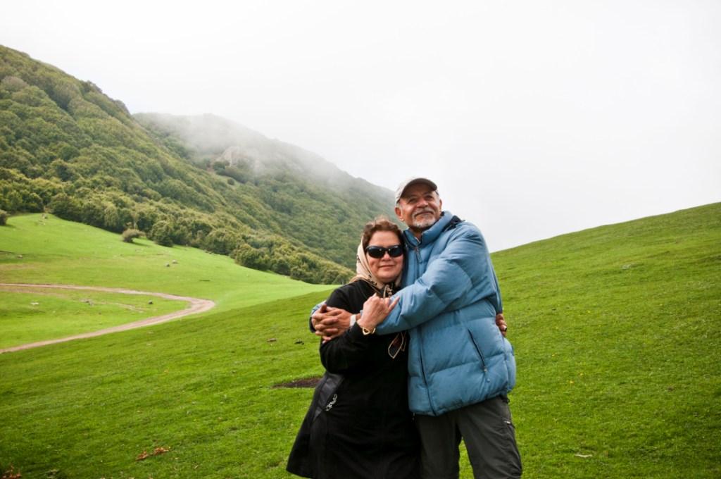 کوههای اطراف دریاچه سوها – شهریور ۱۳۹۴