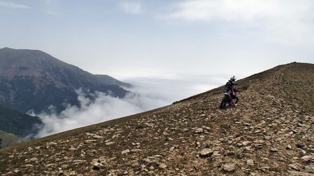 فتح قله شاه معلم بعنوان اولین گروه موتورسوار – خرداد ۱۳۹۴