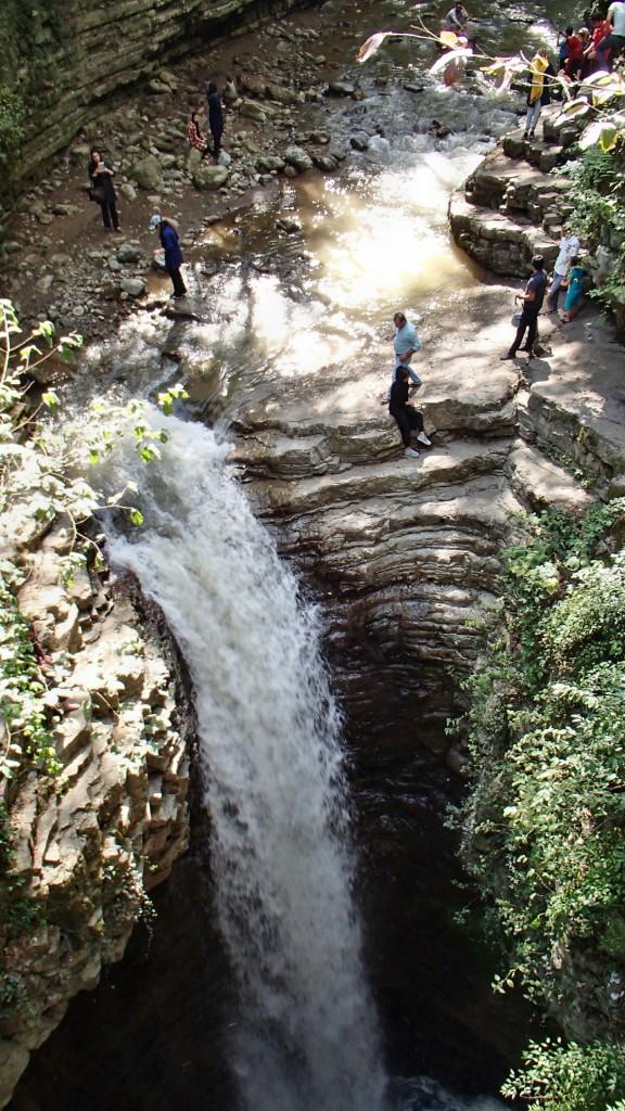 آبشار ویسادار - گیلان - شهریور ۱۳۹۴