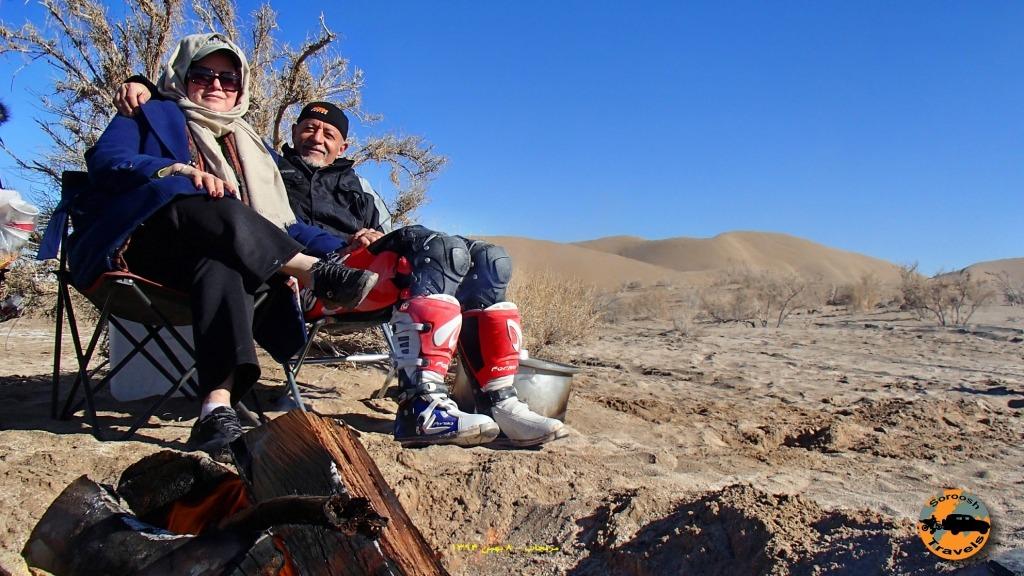 مرنجاب با خانواده - ۸ بهمن ۱۳۹۴