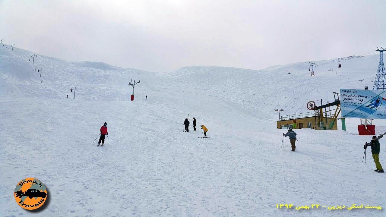 Dizin ski resort - 22 Bahman 1394 2016 (4)