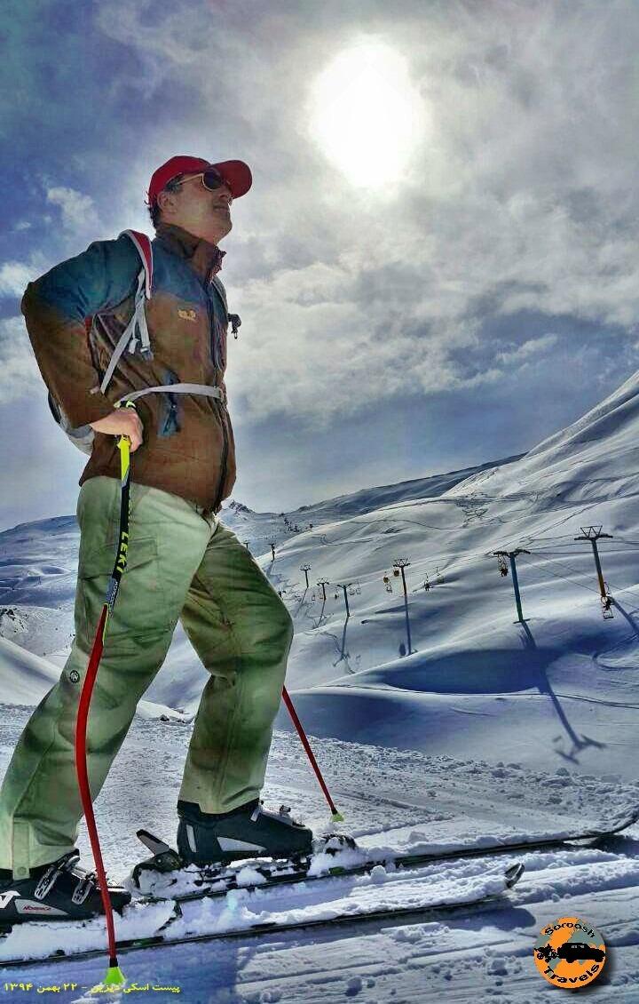 Dizin ski resort - 22 Bahman 1394 2016 (5)