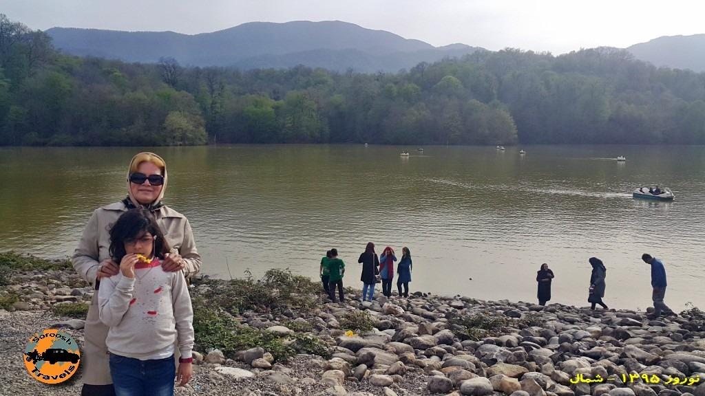 پارک ملل ساری – دریاچه الیمالات : نوروز ۱۳۹5