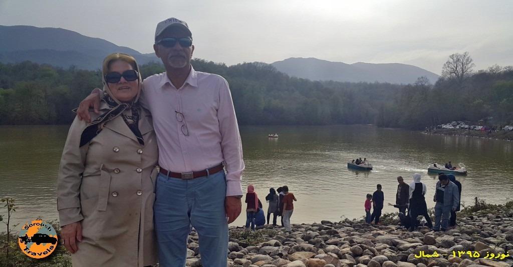 دریاچه الیمالات : نوروز ۱۳۹5