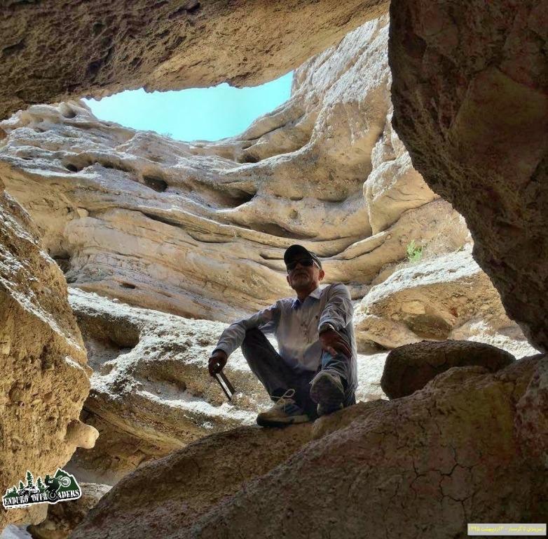 آفرود در طبیعت زیبای سربندان تا گرمسار - ۲ و ۳ اردیبهشت ۱۳۹۵