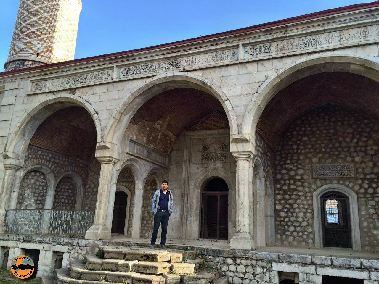 سفرنامه آقای حسین علیمحمدی به قره باغ – بخش دوم