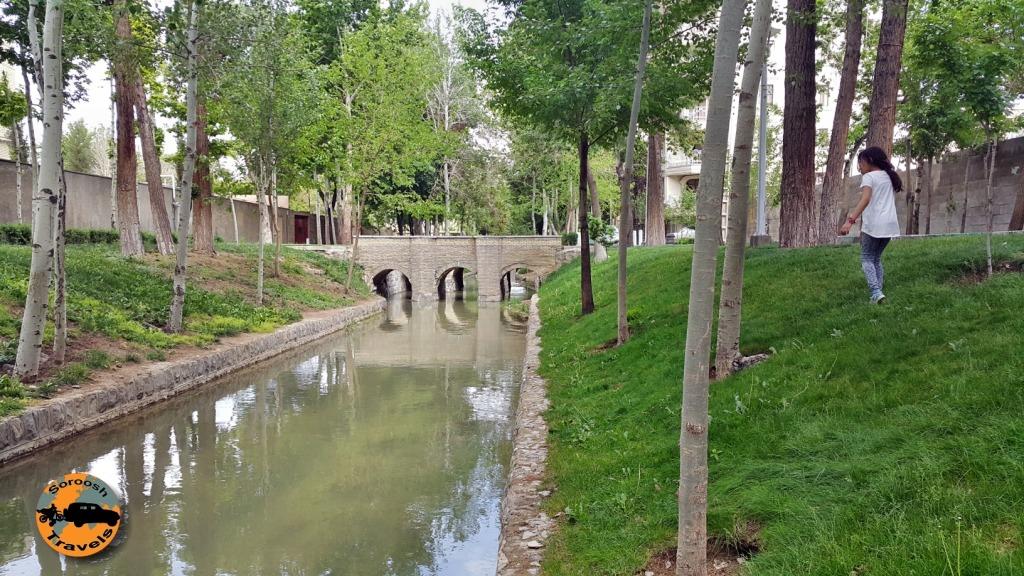 مادیها در اصفهان - بهار ۱۳۹۵