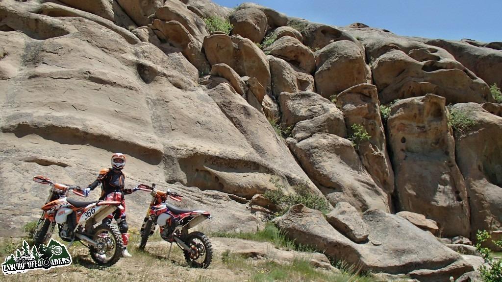 کوههای صخره ای وردیج - ۲۴ اردیبهشت 1395