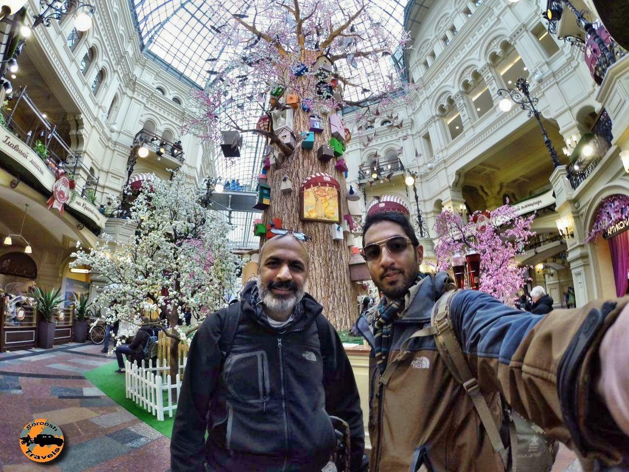 سفرنامه رضا شهران به ارمنستان ، گرجستان و روسیه – بخش سوم