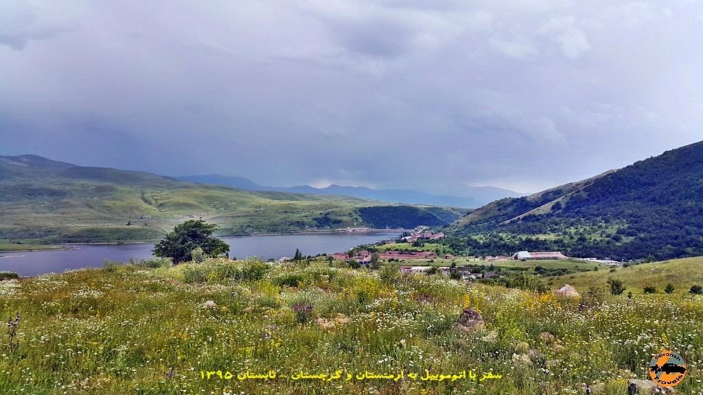 طبیعت زیبای اطراف جرموک – ارمنستان