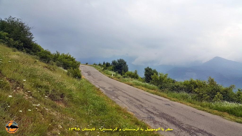 دریاچه سوان تا ینوکاوان در ارمنستان – تابستان 1395