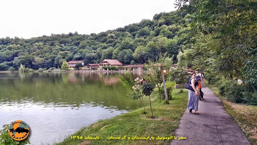 دریاچه زیبای لوپوتا ، محلی برای آرامش – گرجستان