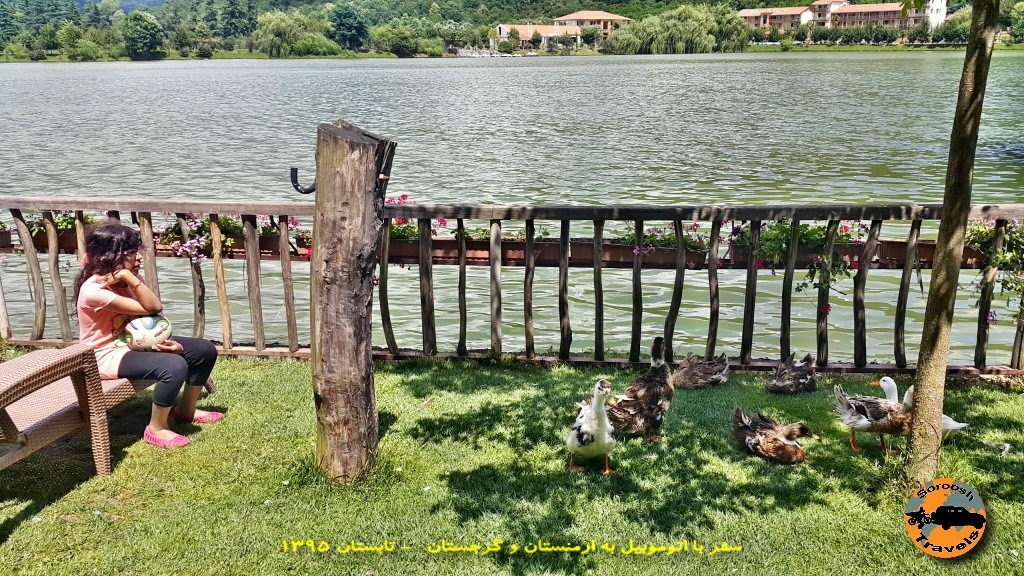 لوپوتا ریسورت – ماورای رویا در کنار دریاچه لوپوتا – گرجستان