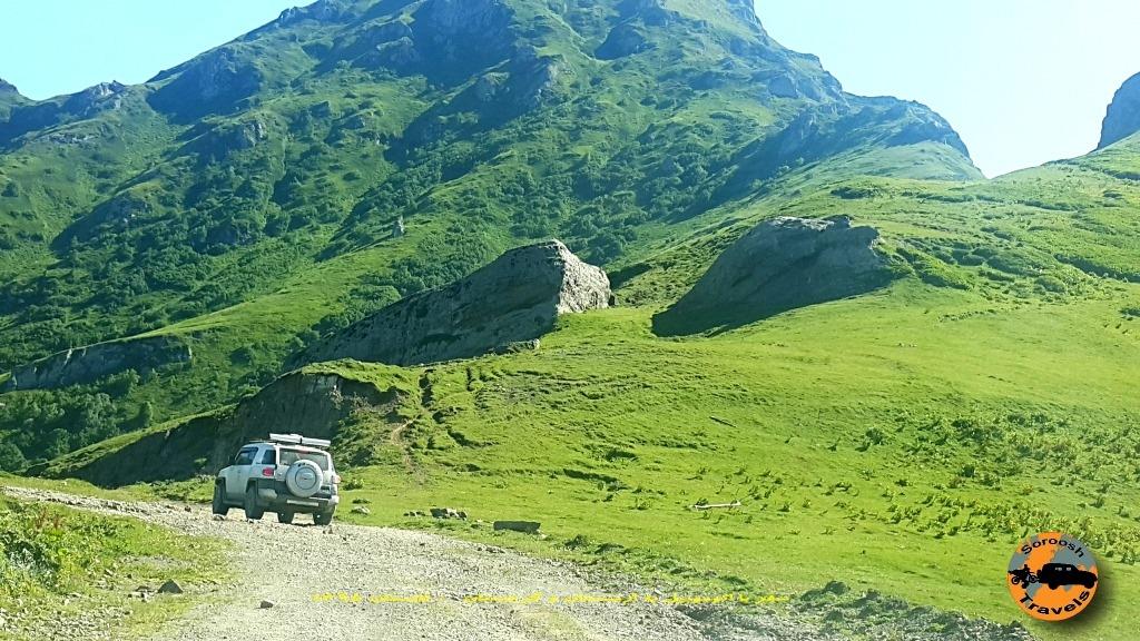 پارک ملی خارا گولی برجومی - گرجستان