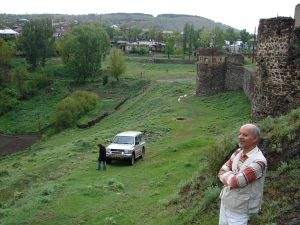 قلعه آخالت سیخه - گرجستان - تابستان 1395