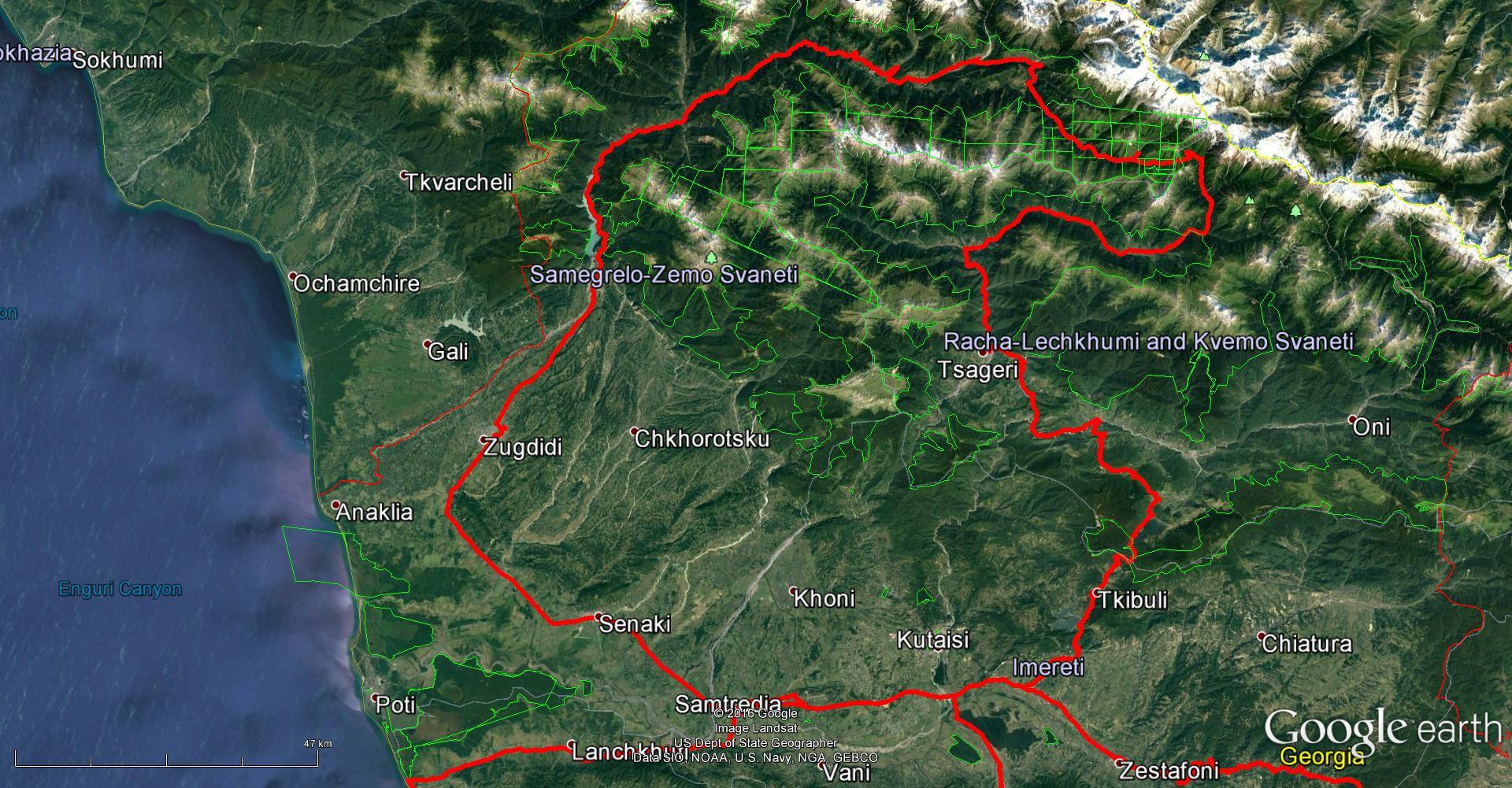 آخالت سیخه کجاست - مسیر زمینی به آخالت سیخه - گرجستان - تابستان 1395
