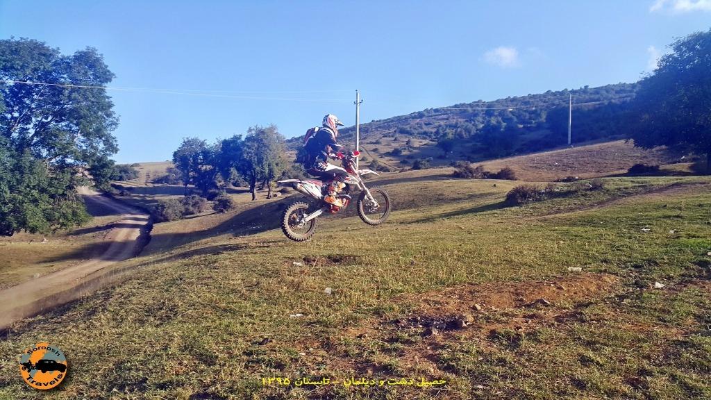 موتورسواری در اسپیلی