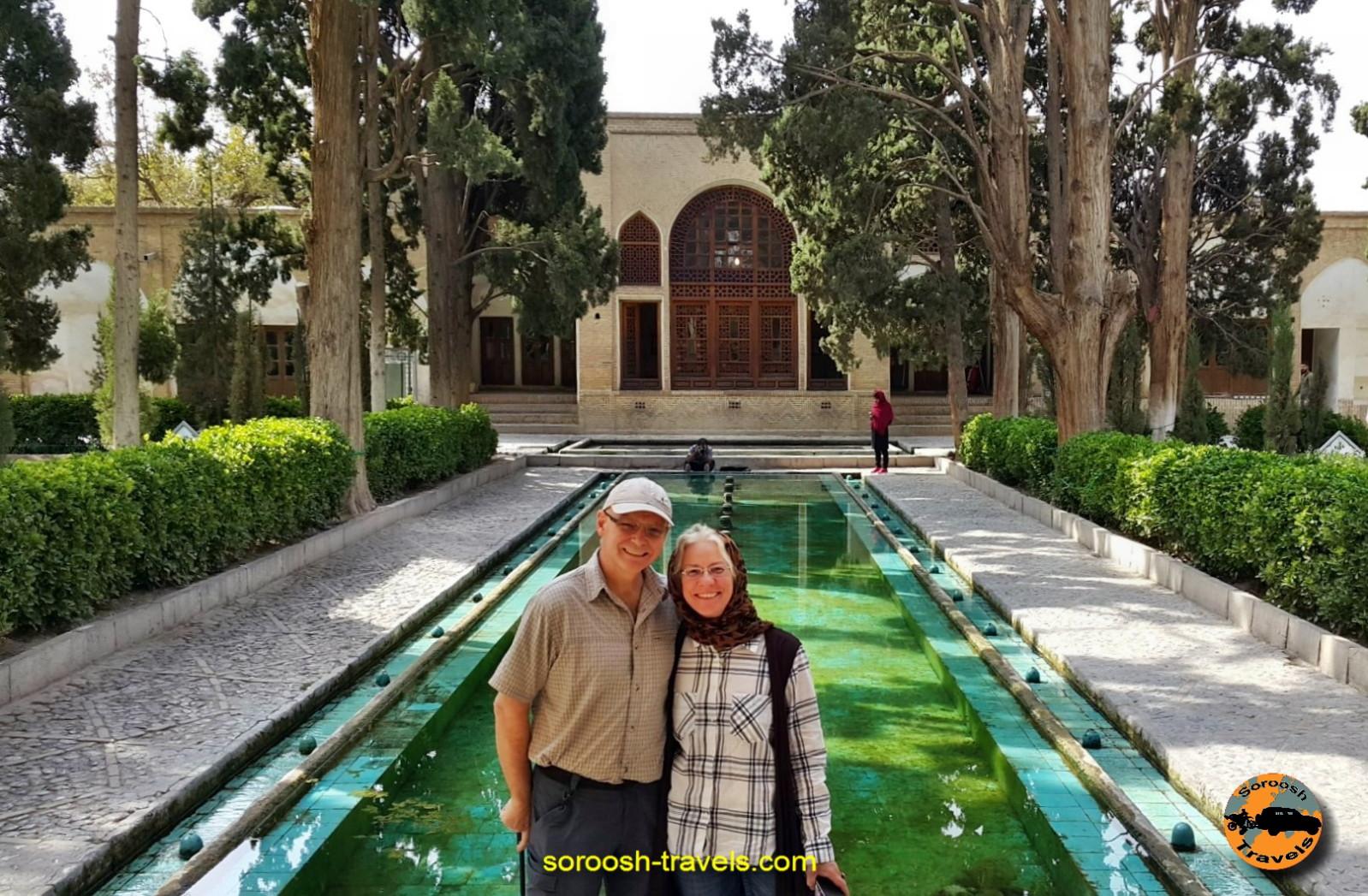 خانه های تاریخی کاشان – کویر مرنجاب – مهرماه 1395