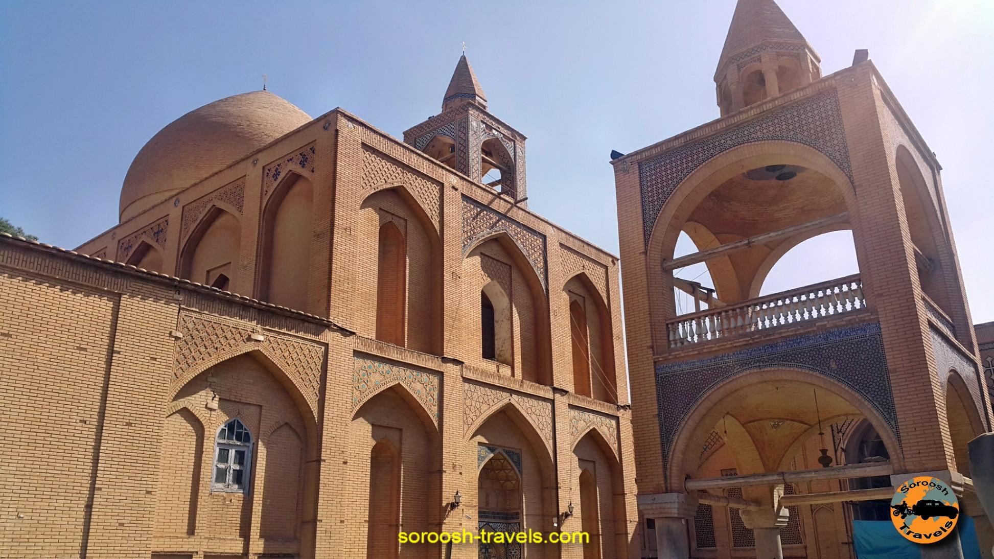 کلیسای وانک - اصفهان ، مهرماه 1395