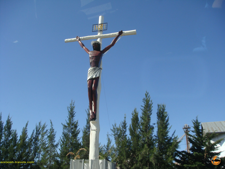 سفر به آرژانتین – از بوینوس آیرس بطرف سن لوئیس –  ۲4 آذر ۱۳۸۹