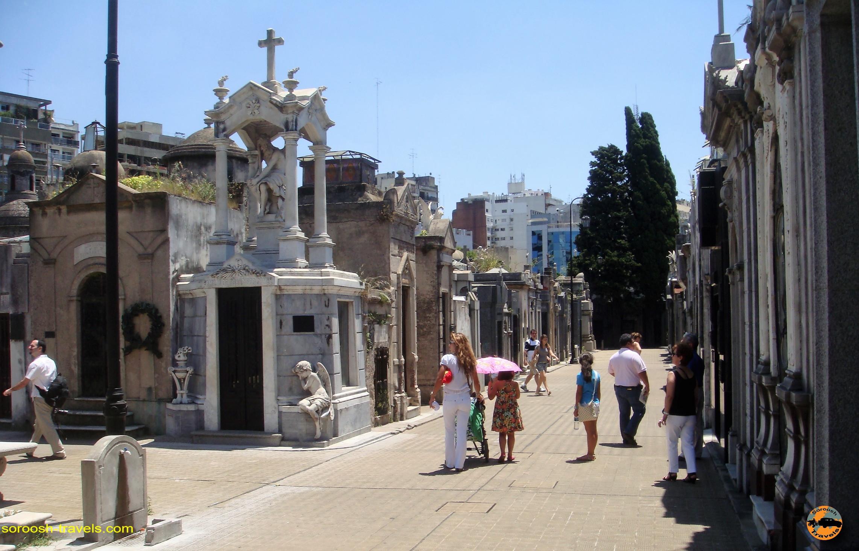 سفر به آرژانتین – شهر بوینوس آیرس – ۳۰ آذر ۱۳۸۹