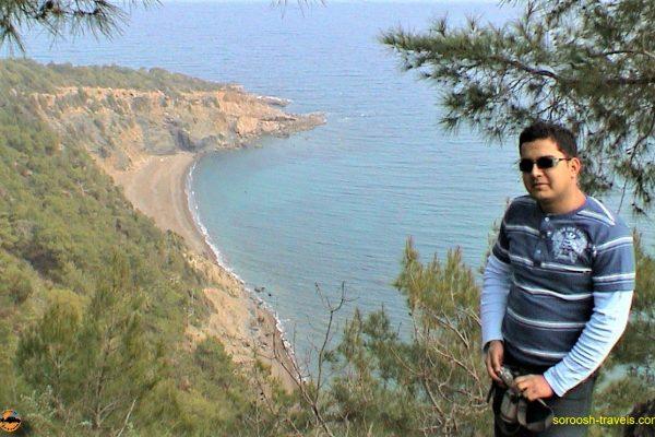 سواحل مدیترانه - جنوب ترکیه