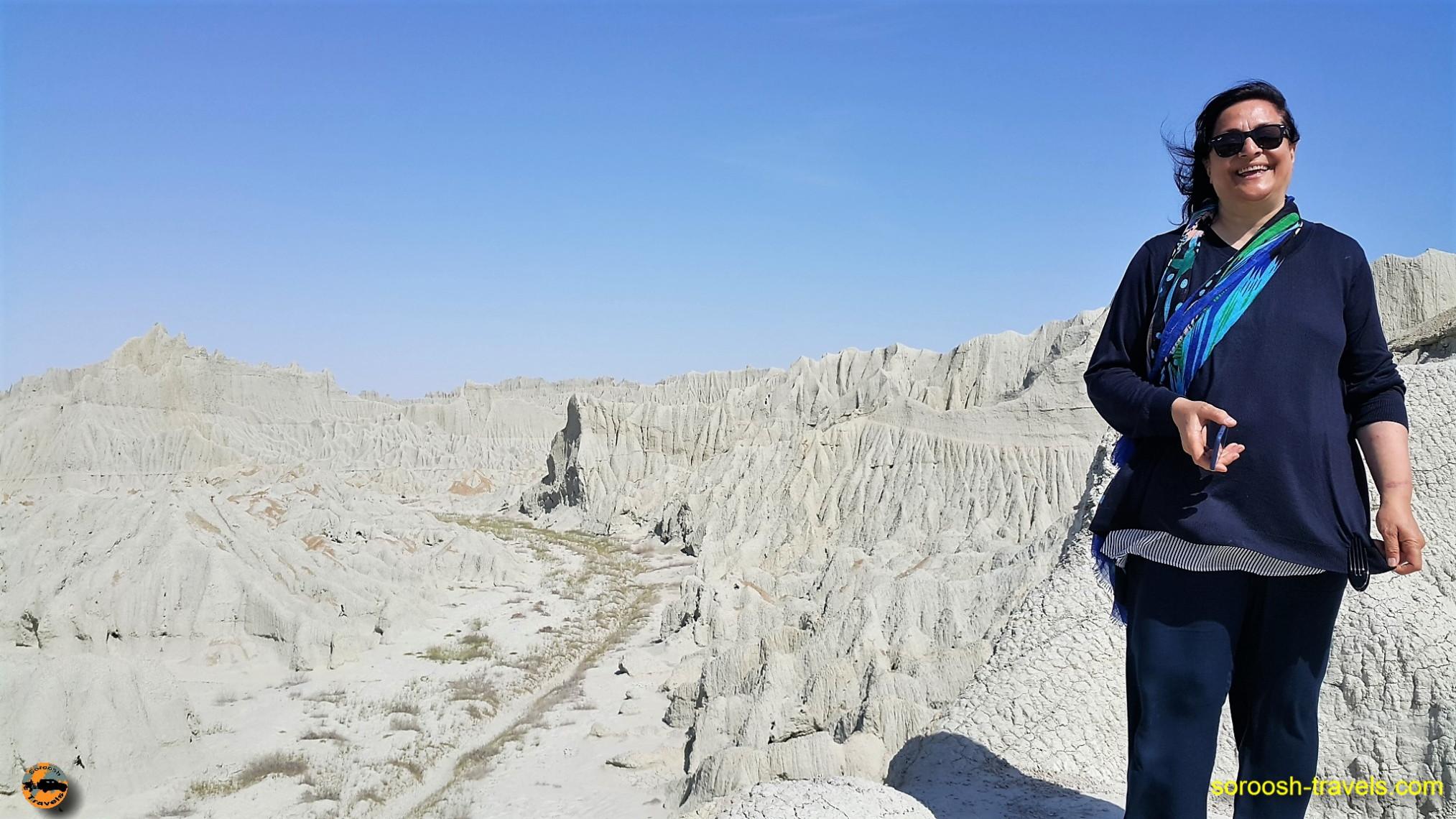 منطقه کوههای مریخی - نوروز ۱۳۹۶