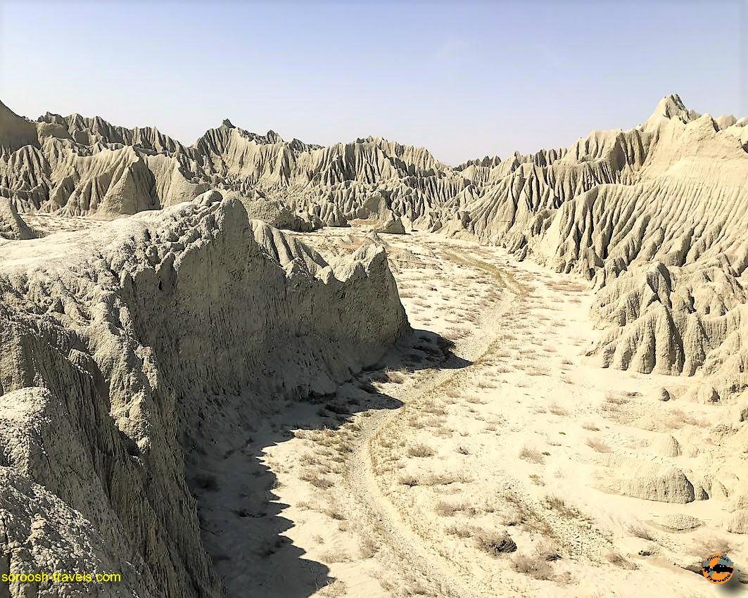 منطقه کوههای مریخی – نوروز ۱۳۹۶