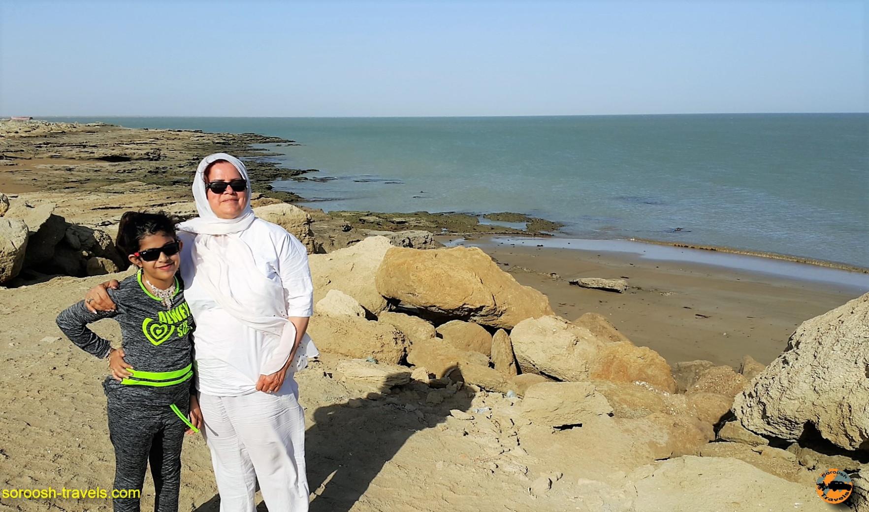 بندر گواتر ، دورترین نقطه جنوب شرقی ایران - نوروز ۱۳۹۶