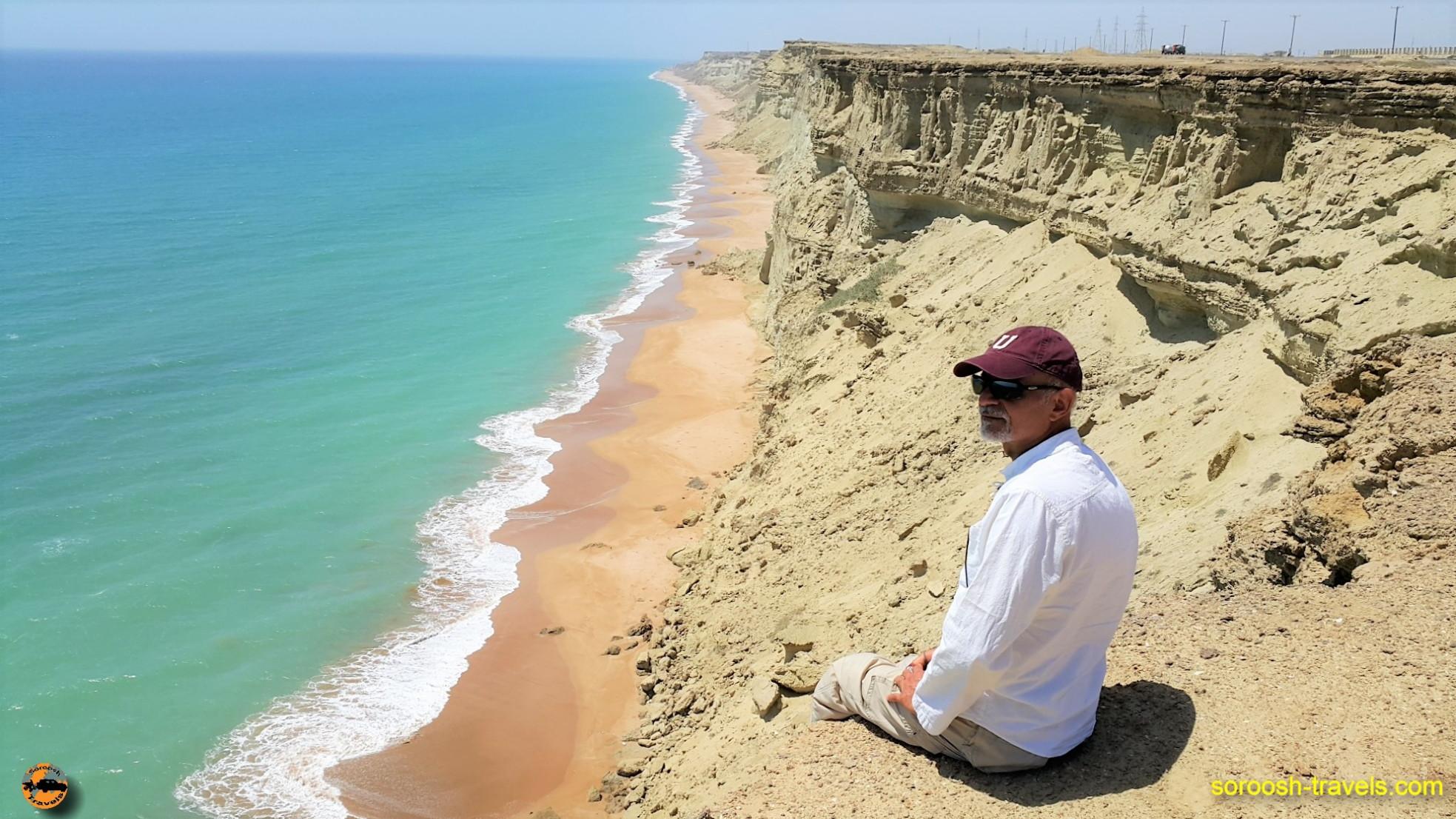 سواحل دریای عمان - نوروز 1396