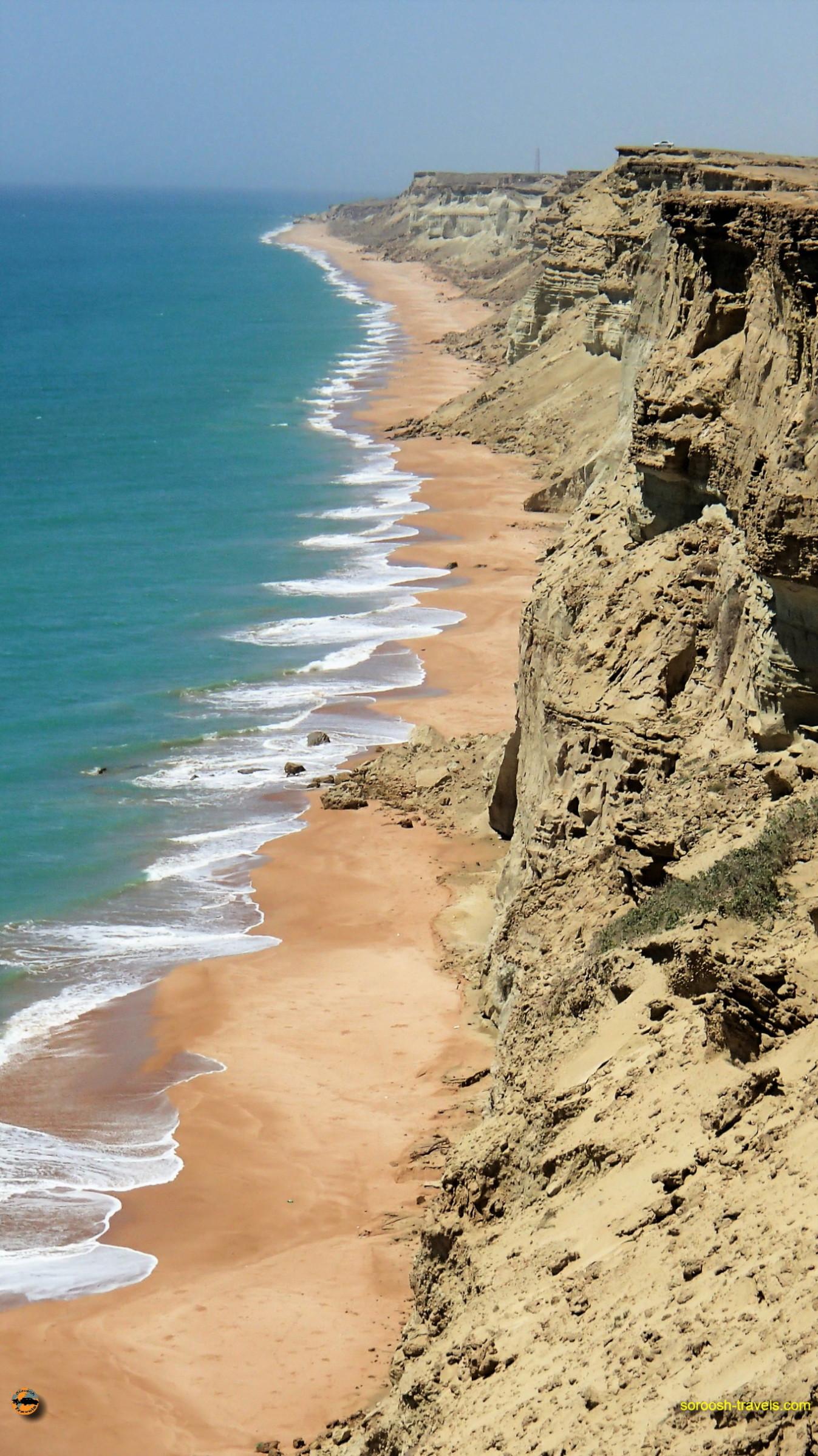 ساحل چابهار - نوروز ۱۳۹۶
