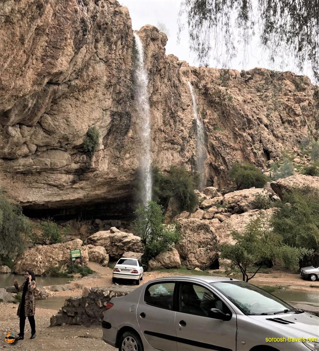 آبشار دوساری - نوروز ۱۳۹۶