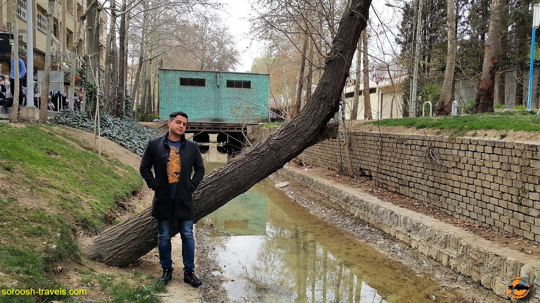 مادی نیاصرم در اصفهان ، نصف جهان - نوروز ۱۳۹۶