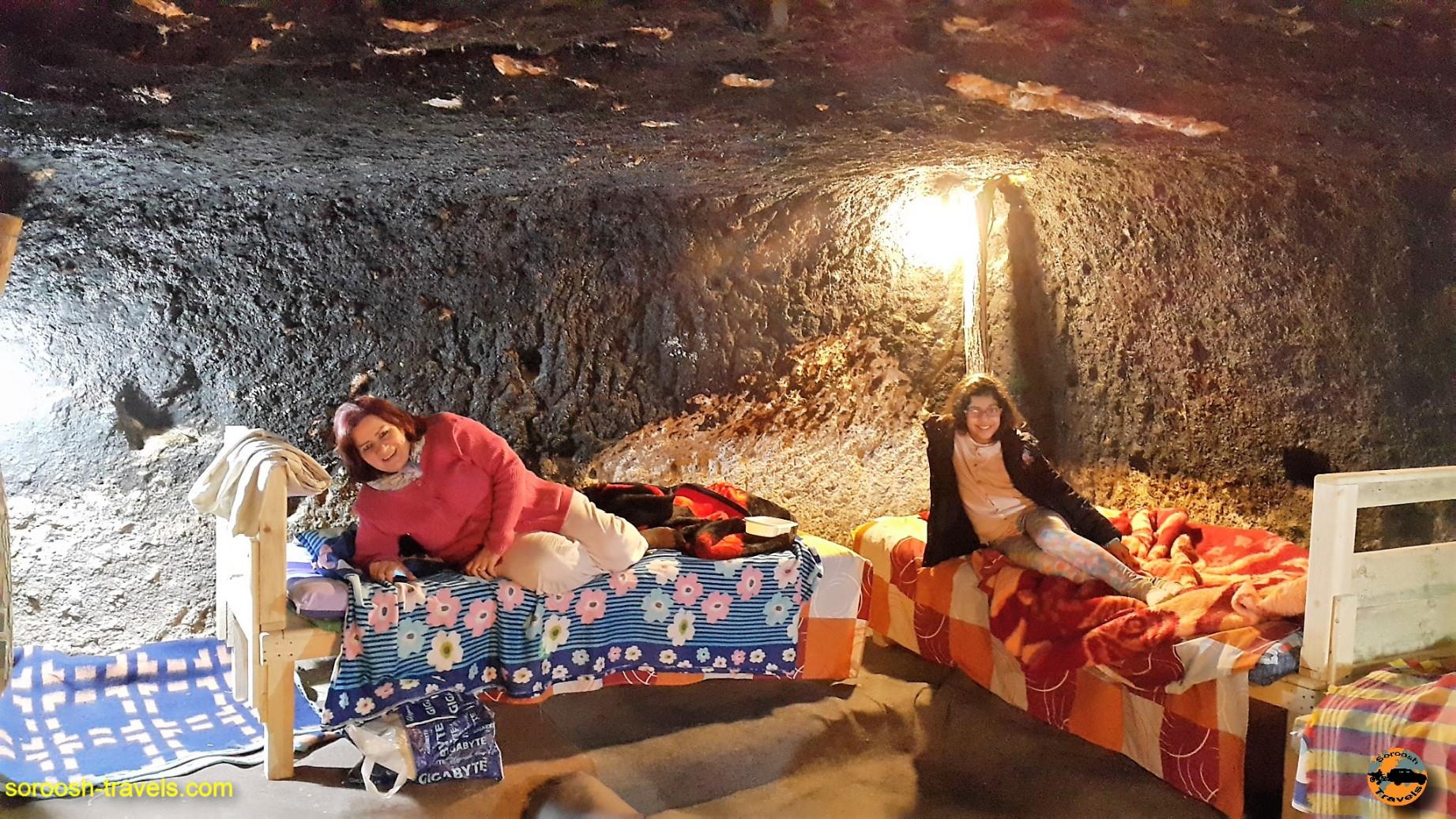 غارهای میمند - نوروز ۱۳۹۶