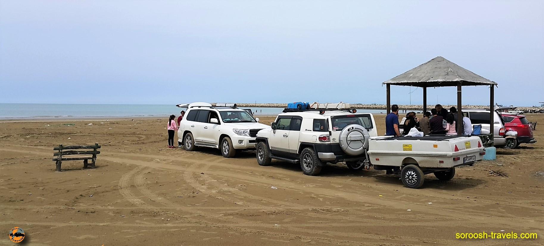 سواحل تنگه هرمز - نوروز ۱۳۹۶