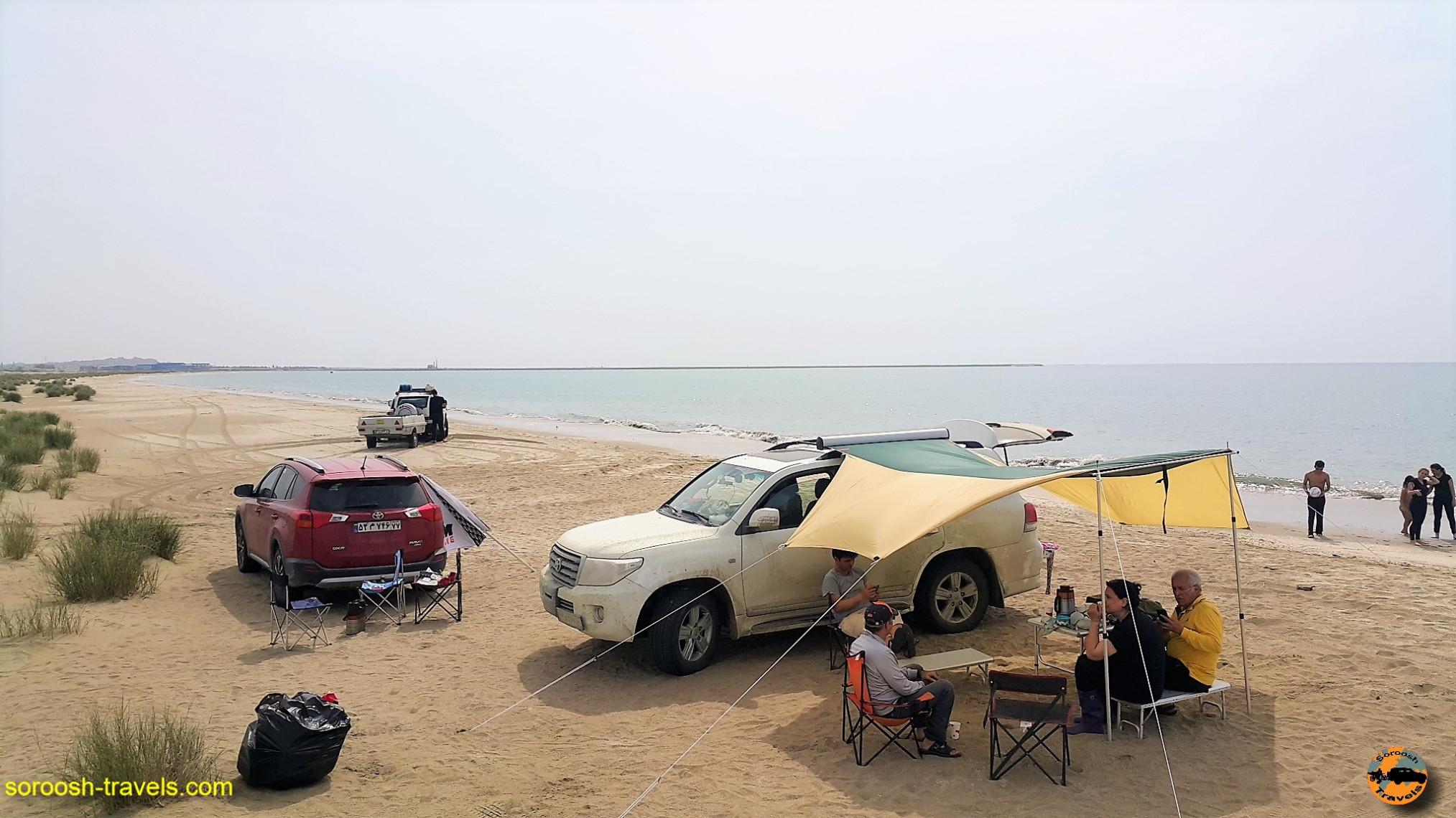 سواحل رویایی دریای عمان – نوروز ۱۳۹۶