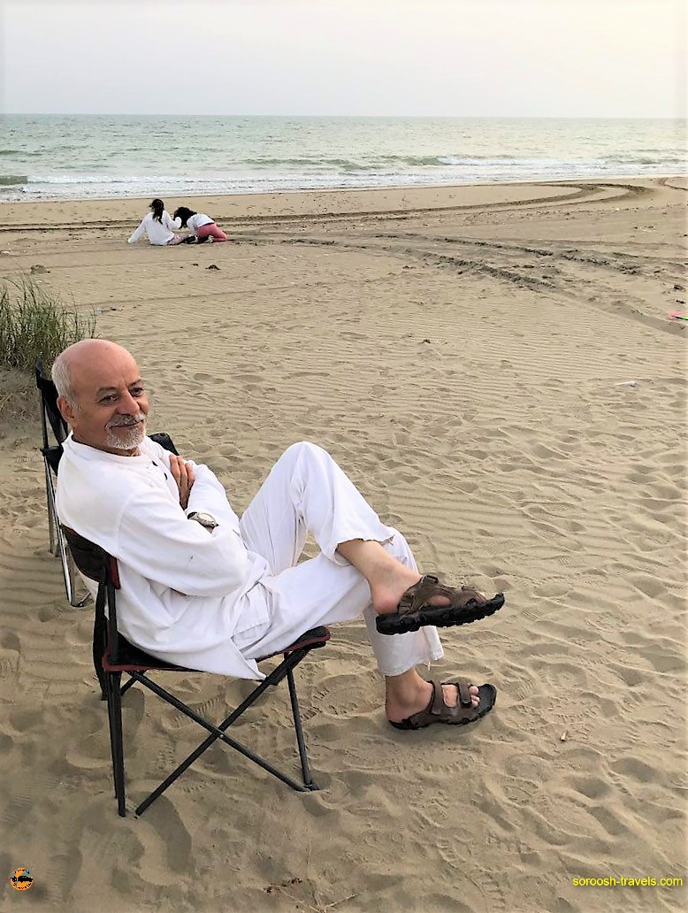 سواحل رویایی دریای عمان - نوروز ۱۳۹۶