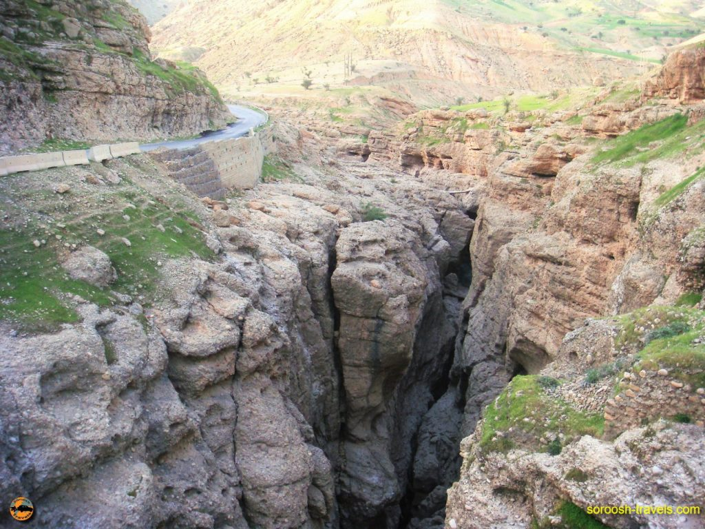 نوروز ۱۳۹۰ – مسیر شهرکرد به دزفول