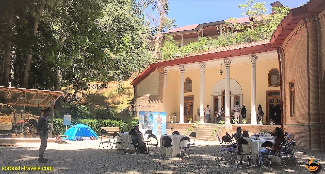اولین کارگاه گردشگری و سفر در موزه برادران امیدوار - بهار ۱۳۹۶
