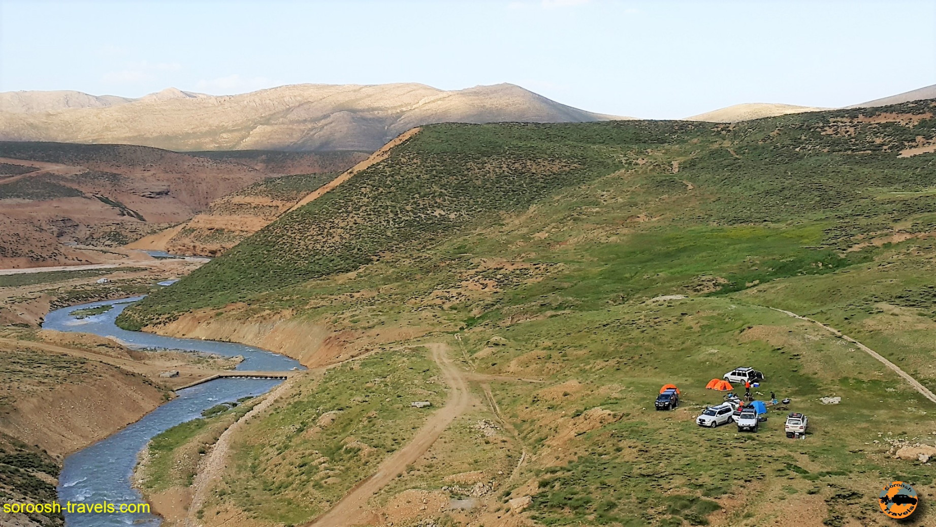 کوههای عظیم زاگرس ، شکوه و عظمت کوههای ایران – خرداد ۱۳۹۶