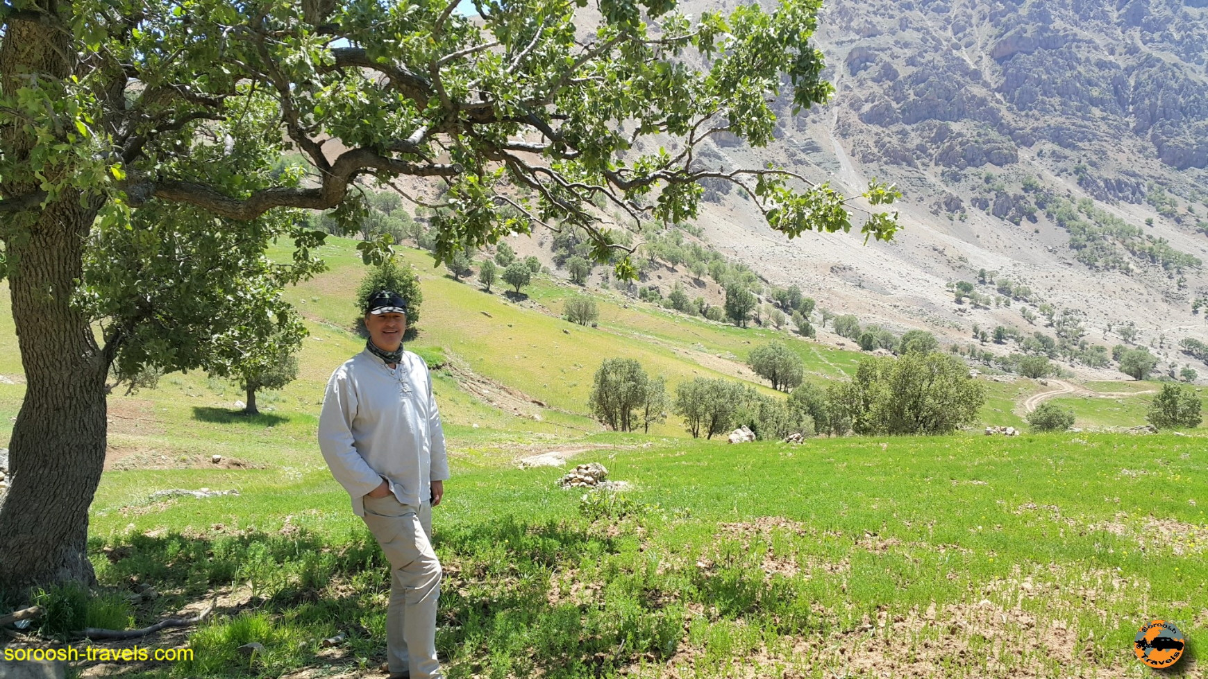 سلسله جبال زاگرس شگفت انگیز - خرداد ۱۳۹۶