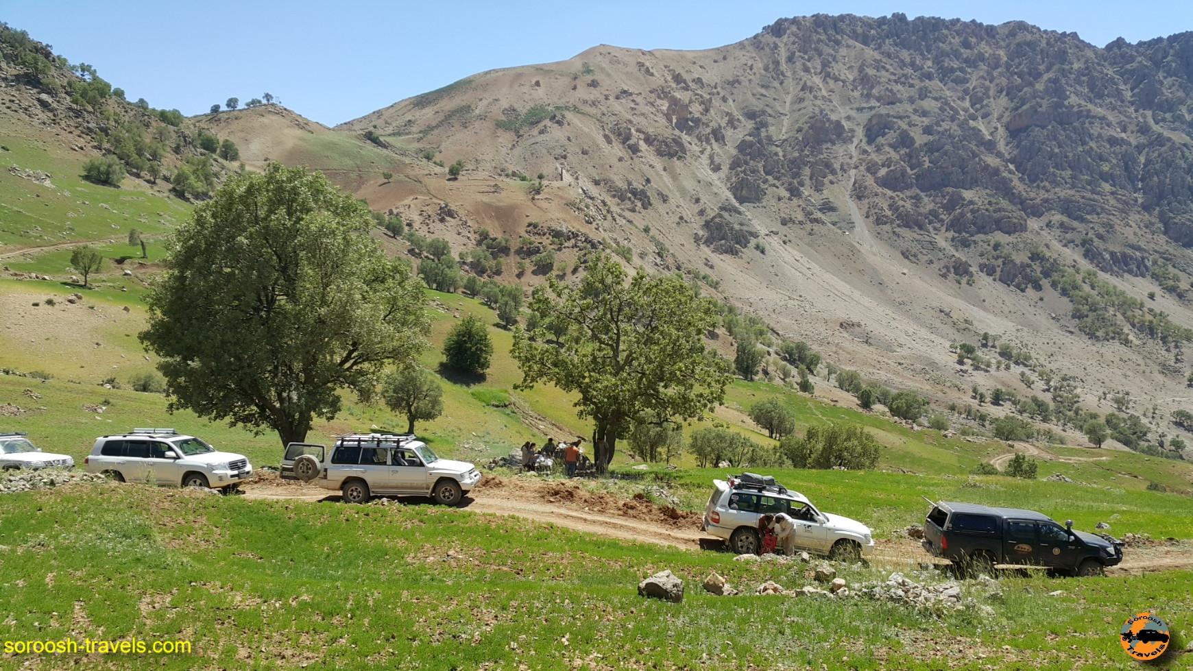 سلسله جبال زاگرس شگفت انگیز – خرداد ۱۳۹۶