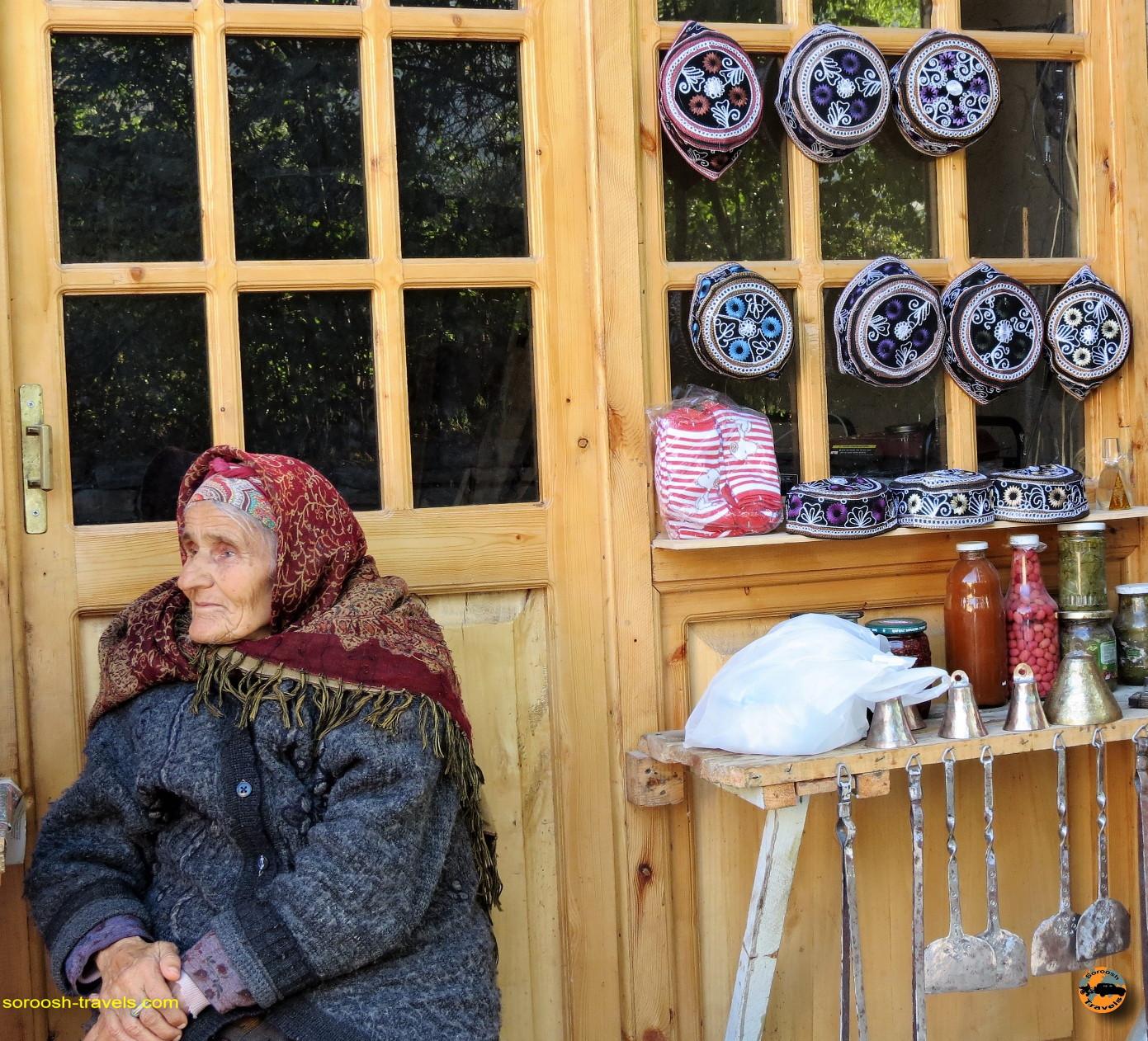 روستای تاریخی لاهیج در کشور آذربایجان – تابستان ۱۳۹۱