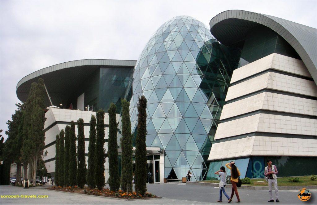 باکو در آذربایجان