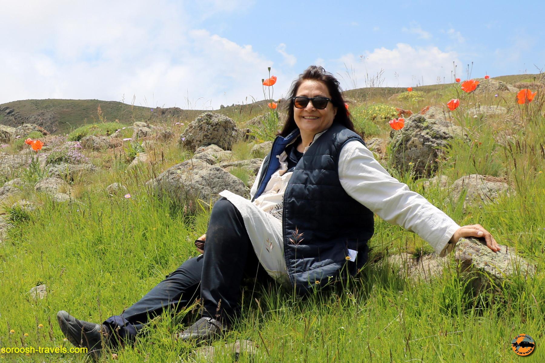 از دریاچه نئور تا دریاچه سوها - تابستان ۱۳۹۶