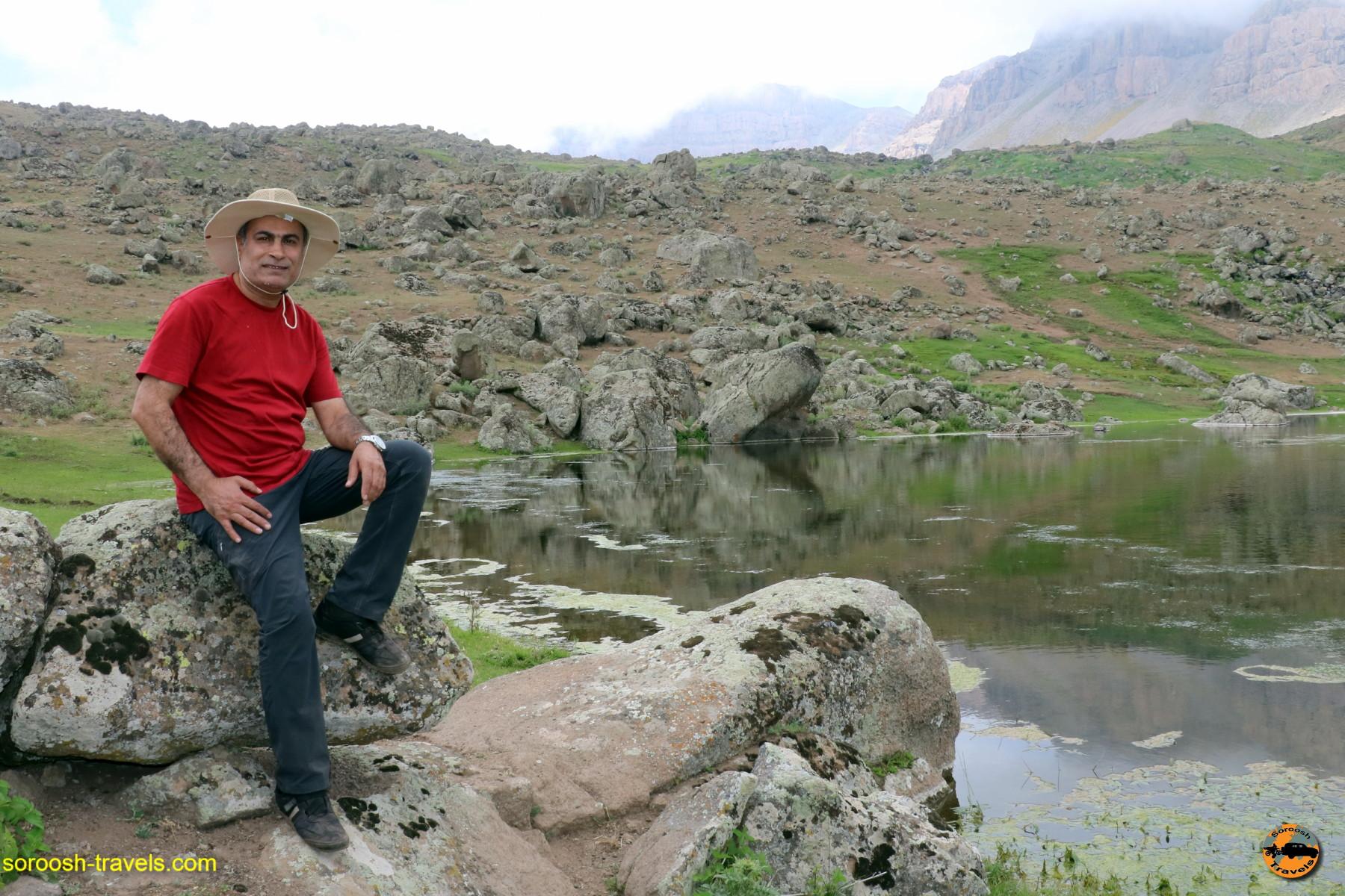 مناطق اطراف منطقه نئور - تابستان ۱۳۹۶