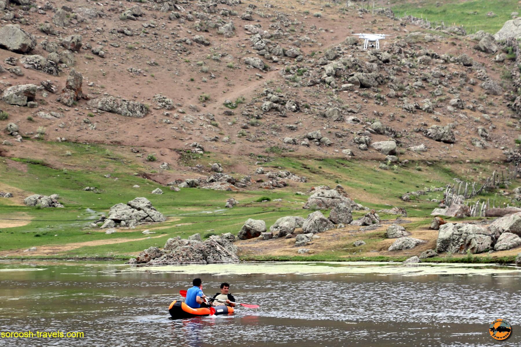 منطقه بین نئور تا سوها - تابستان ۱۳۹۶