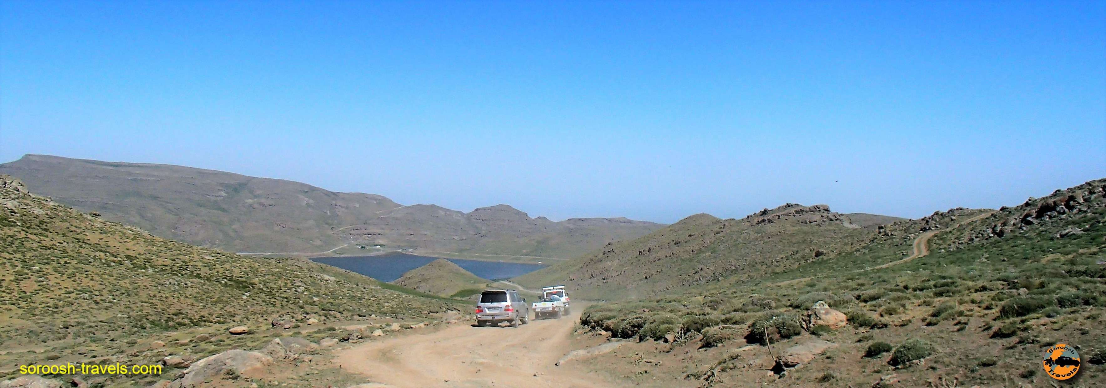 ارتفاعات دریاچه نئور - تابستان ۱۳۹۶