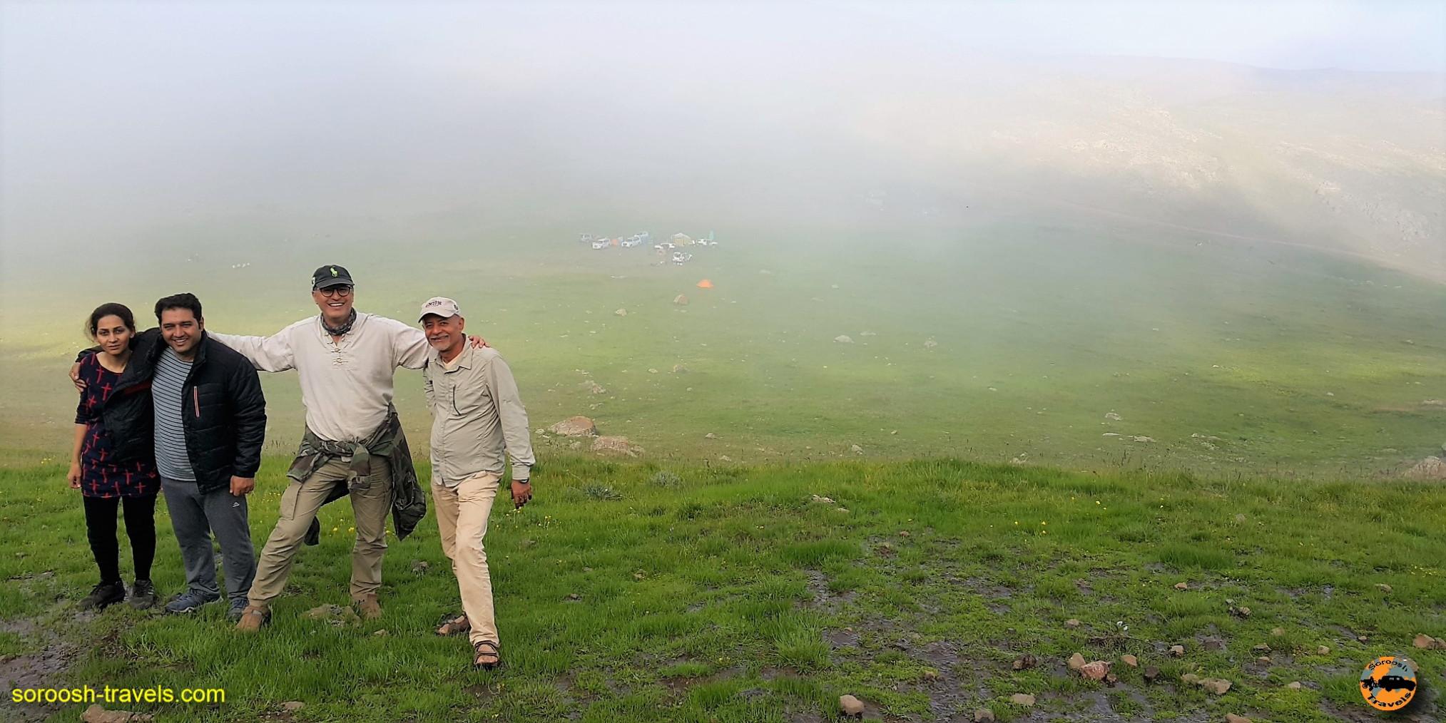 مناظر اطراف دریاچه نئور - تابستان ۱۳۹۶